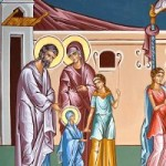 The entrance of the Theotokos. 21st of November