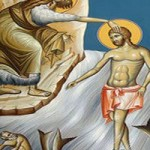 The Blessing of the Waters at Theophany