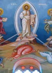 The Transfiguration of our Saviour