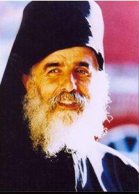 Holy Athonite elders. Archimandrite Isaac-Atallah