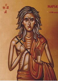 5th Sunday of Fast The memory of St. Mary of Egypt