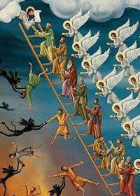 4th Sunday of Great Lent – St. John of the Ladder