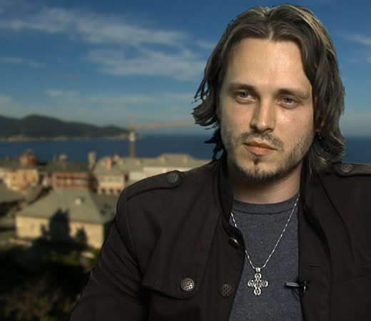 VIDEO Hollywood's actor Jonathan Jackson:How I became orthodox...