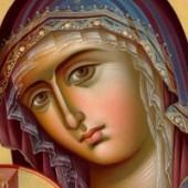 The virture of the Theotokos