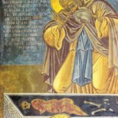 Abba Sisoes at the tomb of Alexander the Great