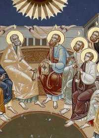 Sunday of Pentecost.How receptive are we to receiving the Holy Spirit?