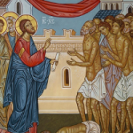 Healing of the Ten Lepers - The 12th Sunday of Luke