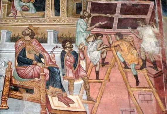 Sermon on the 9th Sunday of Luke