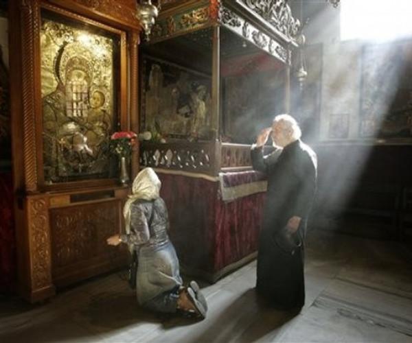 The spiritual benefits in Church