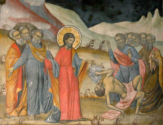Sermon on the 4th Sunday of Lent