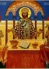 Our greatest missionary work in life takes place in the Divine Liturgy