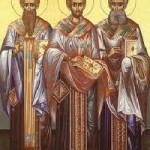Το the three Hierarchs. 30 of January