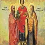 St. Panteleimon. The Great Martyr