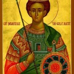 VIDEO St. Demetrios The myrrh-bearing