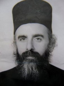 Archimandrite Isaac-Atallah-the Athonite