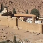 VIDEO. St Catherine's Monastery at Mount Sinai