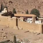VIDEO. St Catherine's Monastery at Mount Sinai