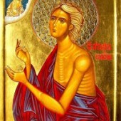 5th Sunday of Great Lent St. Mary of Egypt