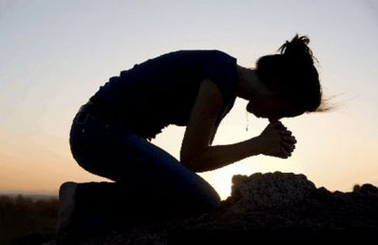 Prayer for the Acceptance of God's Will