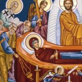 Sermon on the dormition of the most Holy Theotokos