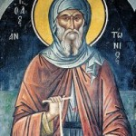 Sayings of St. Antony the Great