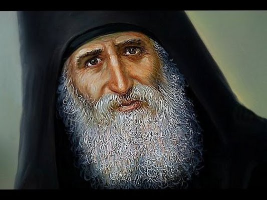 Sayings of  Saint Paisios
