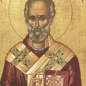 A miracle of St. Nicholas in Kozani