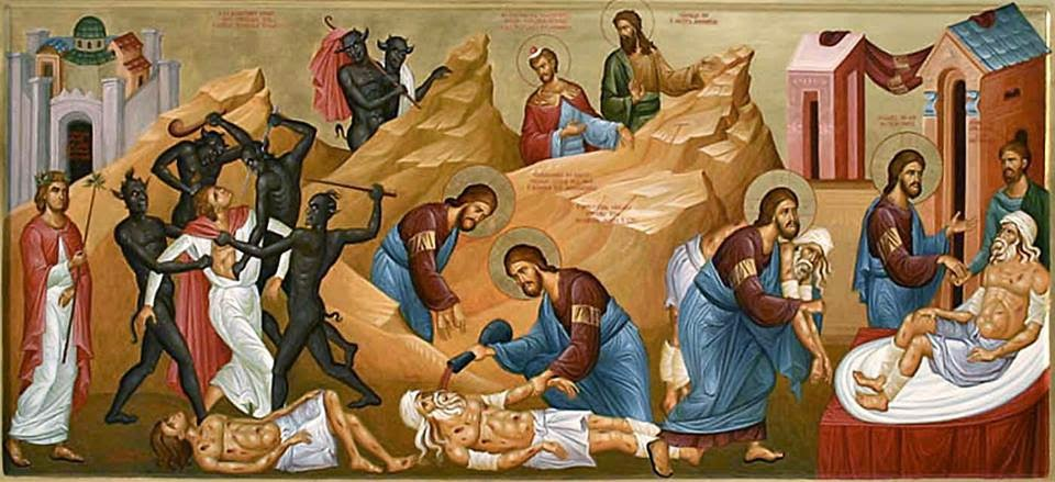 8th Sunday of Luke - The Parable of the Good Samaritan