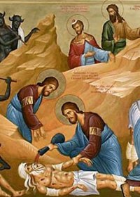 8th Sunday of Luke - The Parable of the Good Samaritan