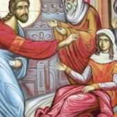 7thSunday of Luke - The raising of the daughter of Jairus