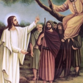 Riches are the obstacle - Zaccheus Sunday (Luke 15)