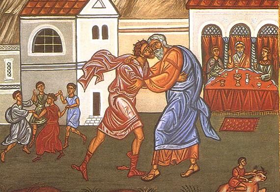 Sunday of the Prodigal Son