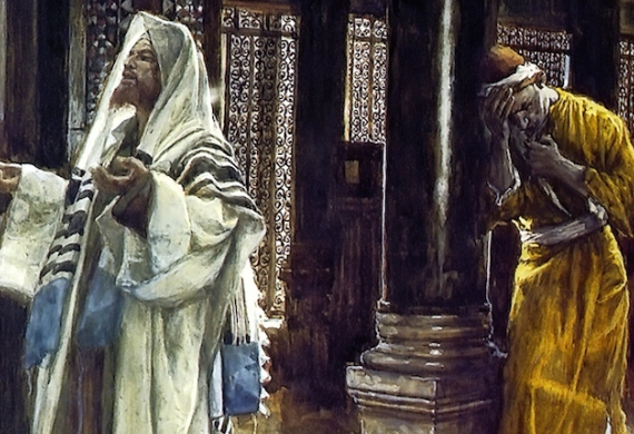 Parable of the pharisee and tax collector - 3 6