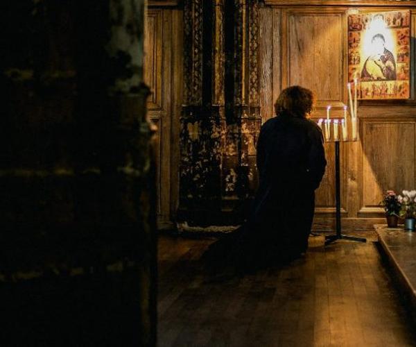 Sleepiness and prayer