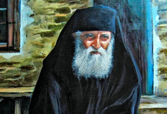 Salutary sayings of Saint Paisios of mount Athos