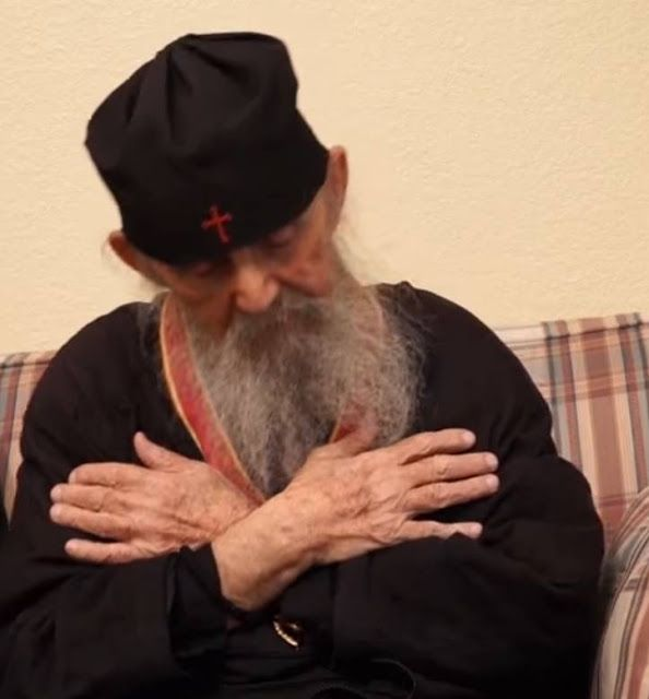 A simple prayer guidance from Elder Efraim of Arizona
