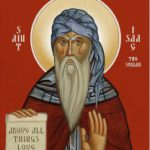They honor him - St. Isaak the Syrian