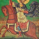 Demetrius the Great Martyr the Myrrh-streamer