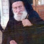 A visit by Father Fotis