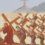 The precious Cross - Εlder Efraim of Arizona