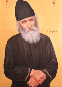St. Paisios  about  the writings of the fathers of  the Orthodox church