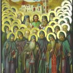 The worldly spitit and the spirit of the saints