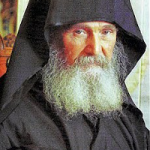 Elder Efraim of Arizona. To whom belongs the kingdom of heaven?