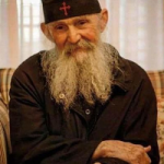 Elder Efraim of Arizona. The important thing is not to lose our immortal life