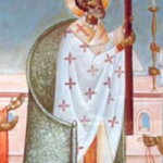 The elevation of holy cross